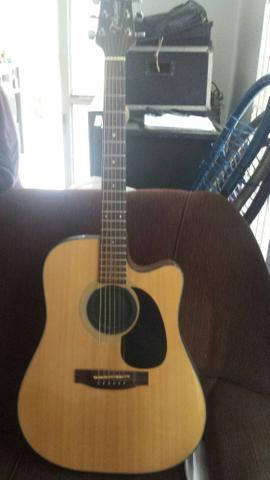 Vendo violao takamine original top