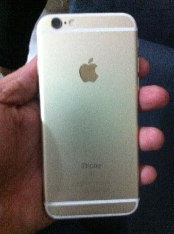 Iphone Gold 6S
