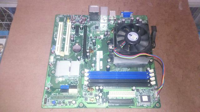 Dell m2n61-ax com athlon 64 3000+ com Cooler
