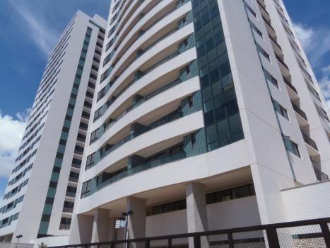 Excelente apartamento em Capim Macio 4/4 sendo 2 suites