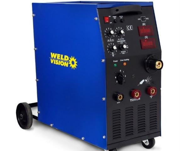 Transformador de solda Mig Star 2503 Weld Vision