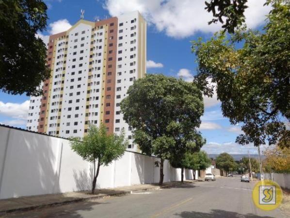 Apartamento para alugar com 2 dormitórios em Triangulo, Juazeiro do norte cod:49379