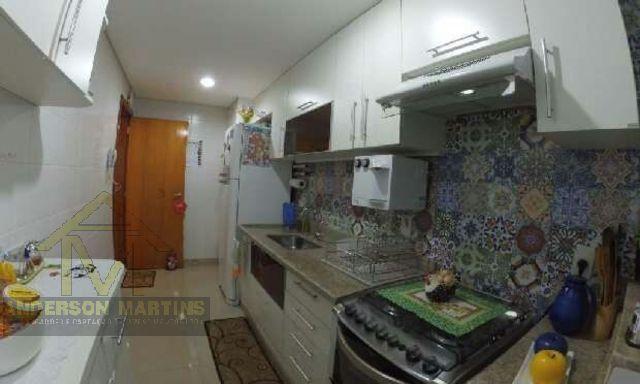 Apartamento à venda com 3 dormitórios em Enseada do suá, Vitória cod:6031 - Foto 5