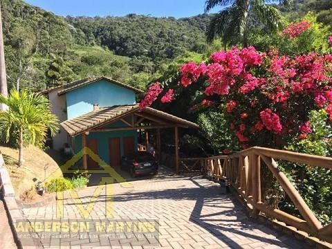 Casa à venda com 4 dormitórios em Sede, Domingos martins cod:6705 - Foto 19