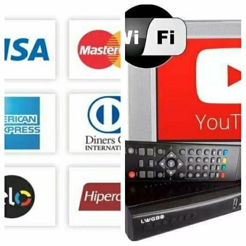 conversor digital com YouTube Rs79