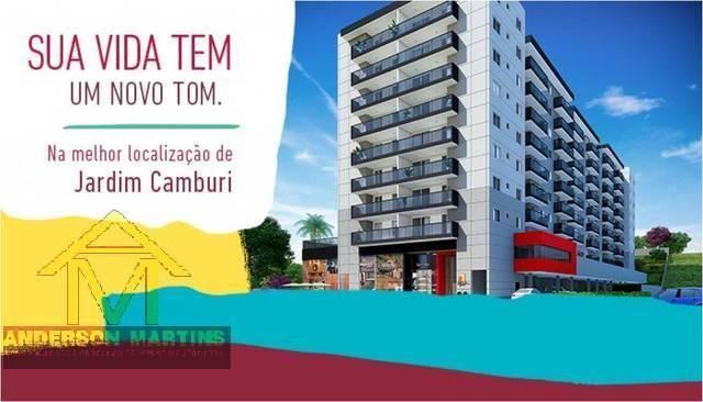Apartamento à venda com 2 dormitórios em Jardim camburi, Vitória cod:8628