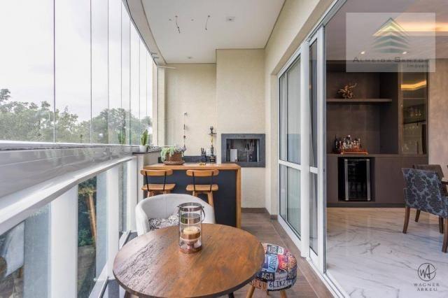 Apartamento à venda, 185 m² por r$ 1.549.000,00 - campo comprido - curitiba/pr - Foto 18