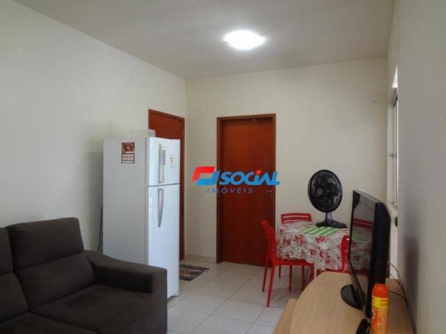 Apartamento Térreo para Locação Cond. Garden Club, Porto Velho - RO - Foto 5