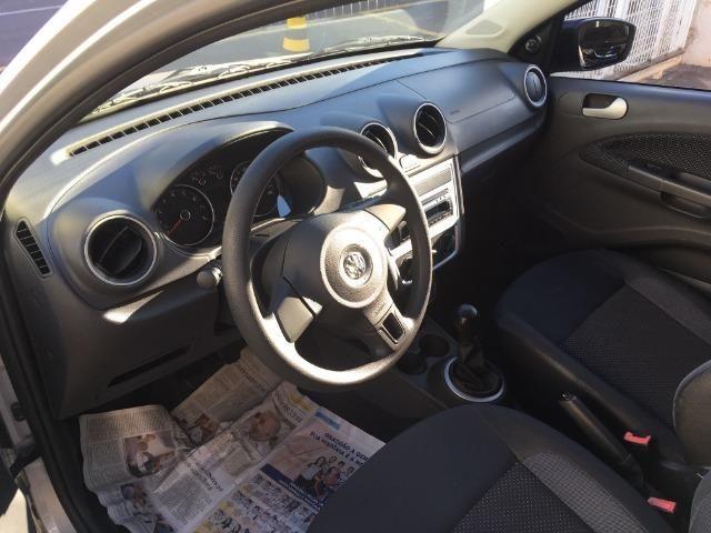 Vw - Volkswagen Voyage 1.6 Trendline 50 mil km!!! - Foto 7