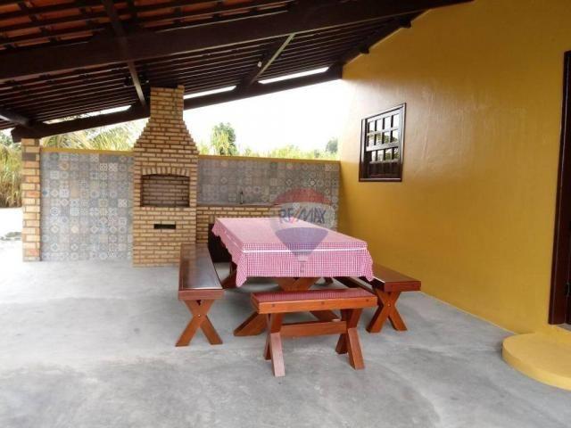 Chácara com 2 dormitórios à venda, 20000 m² por r$ 480.000 - insurreição - sairé/pe - Foto 17