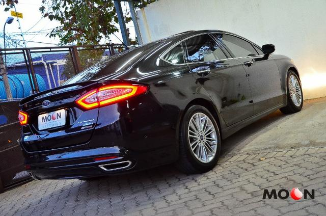 Ford Fusion 2.0 GTDi Titanium Teto solar revisado estado excelente!! - Foto 6