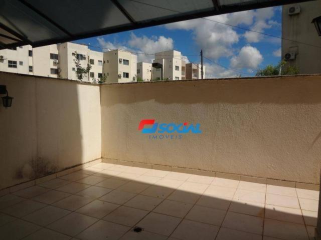 Apartamento Térreo para Locação Cond. Garden Club, Porto Velho - RO - Foto 10