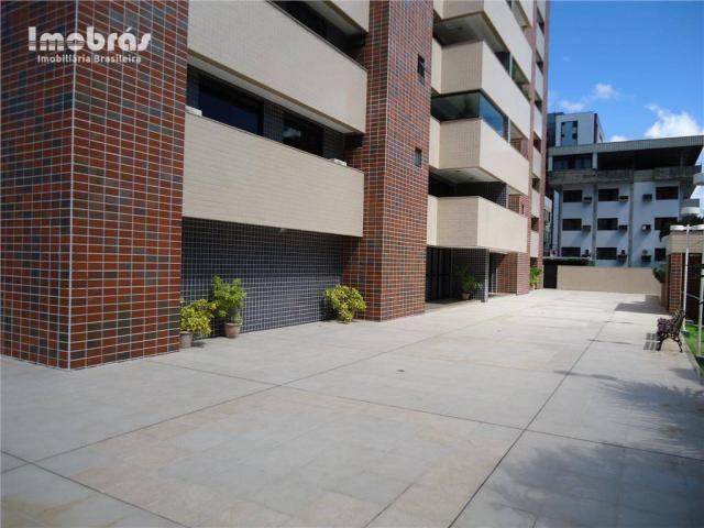 Apartamento  residencial à venda, Dionisio Torres, Fortaleza, Ed. Porte de Lyon. - Foto 2