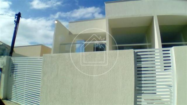 Casa à venda com 4 dormitórios em Jardim guanabara, Rio de janeiro cod:807915