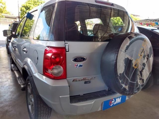 Ford Ecosport 2008 Xlt 1.6 - Foto 5