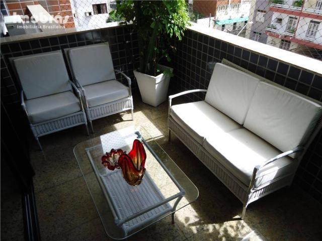 Apartamento  residencial à venda, Dionisio Torres, Fortaleza, Ed. Porte de Lyon. - Foto 8