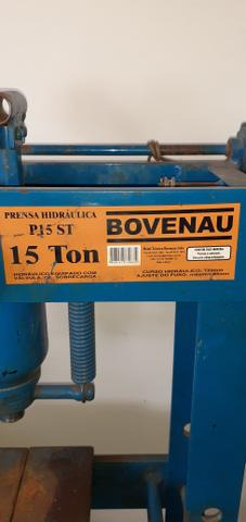 Prensa hidráulica - Foto 3