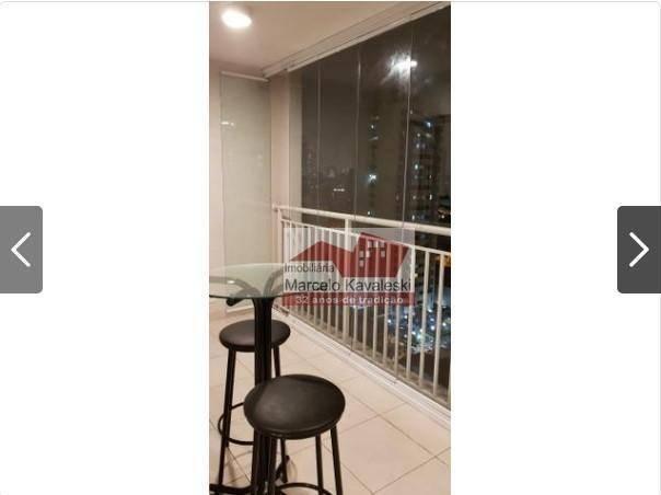 Apartamento com 1 dormitório para alugar, 38 m² por r$ 2.000,00/mês - ipiranga - são paulo - Foto 4