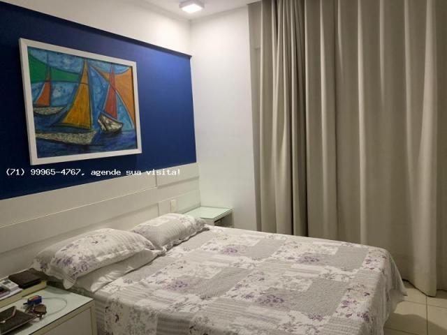 Apartamento para venda em salvador, armação, 3 dormitórios, 1 suíte, 3 banheiros, 2 vagas - Foto 12