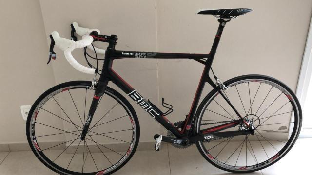 Bicicleta speed BMC - Foto 2