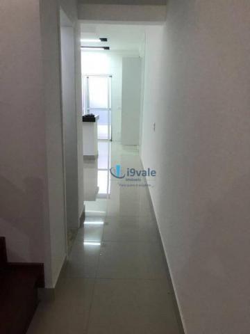 Casa com 3 dormitórios à venda, 180 m² por r$ 465.000 - jardim das indústrias - são josé d - Foto 12