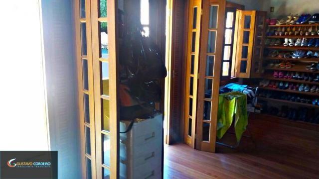 Casa residencial à venda, carangola, petrópolis - ca0002. - Foto 11