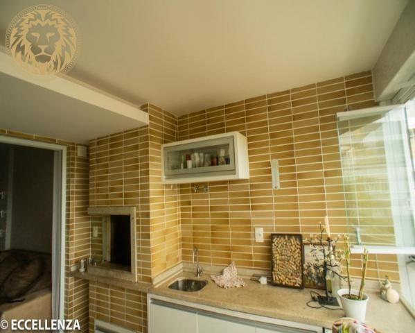 Apartamento 3 dormitórios, vista mar no campeche em florianópolis. - Foto 16