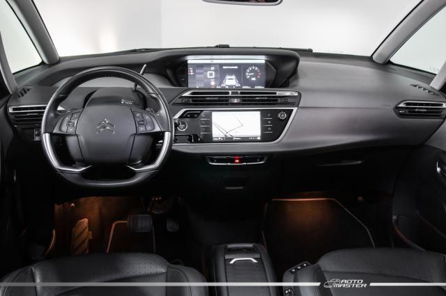 Citroën C4 Picasso Intensive 1.6 Turbo 16V Aut. - Cinza - 2018 - Foto 6