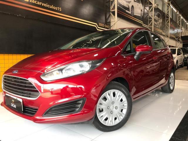 Ford fiesta 2015/2015 1.5 se hatch 16v flex 4p manual
