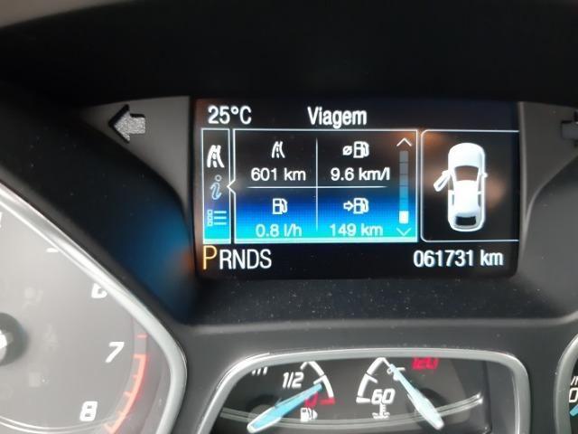 Ford Focus Titanium 61km - 1 ano de garantia - Foto 2