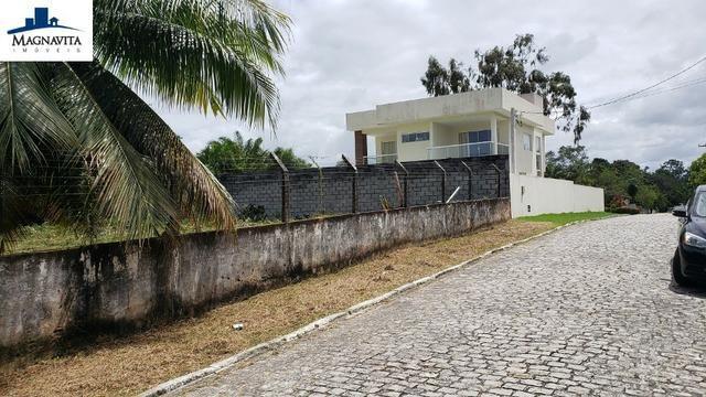 Terreno 900m². Nascente. Plano. Condomínio Jardim Santo Antônio. Estrada do Coco - Foto 6