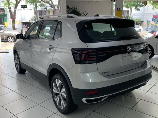 Somaco VW - T-Cross Lançamento Top Da VW Versoes Tsi. Comfor. e High 1.4 Tsi 150 cv - Foto 12