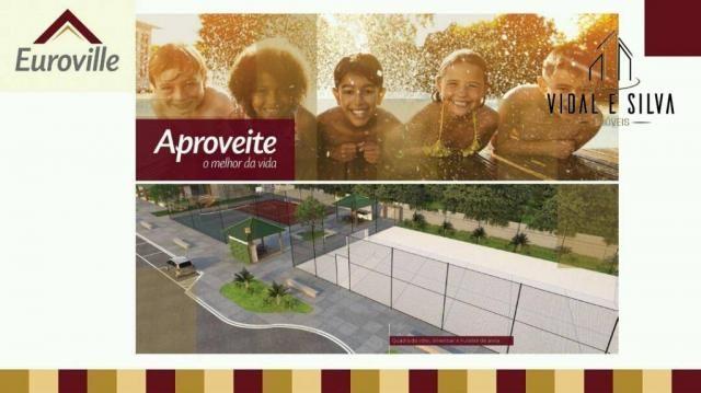 Condomínio euroville, terrenos, lotes residenciais, 160m² à 365m² - centro - ananindeua/pa - Foto 16