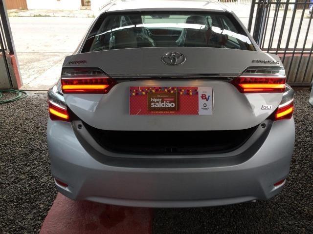 Corolla 1.8 GLI Upper 2019 Completo - (22) 2773-3391 - Foto 13