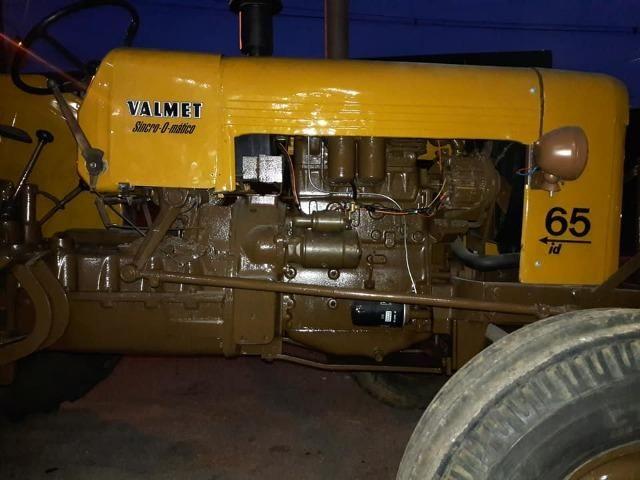 Trator Valmet 65 ID - Foto 3