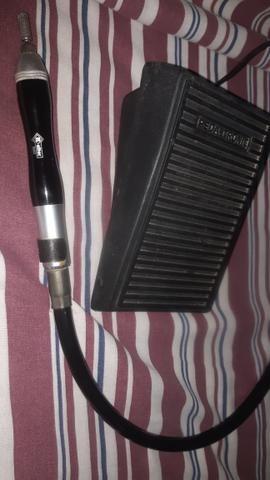 Lixadeira elétrica Beltec Manicure e odonto - Foto 4