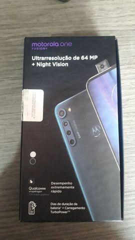 Motorola one vision + branco - Foto 2
