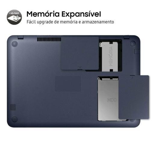 NOTEBOOK SAMSUNG i3 4GB 1TB LACRADO ZERO - Foto 6