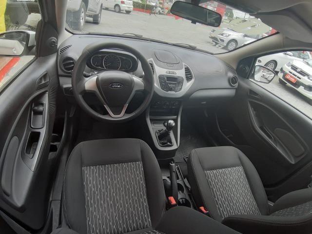 Ford ka SE 1.0 2016/2017 Com IPVA 2020 + Transferência Grátis! - Foto 4