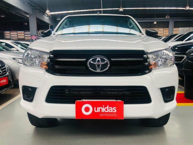 Toyota hilux sr diesel 4x4 mecanica 2018 2019 - Foto 12