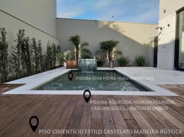 Casa sofistica de alto padrão, 2 pavimentos, 327 metros no Condominio Cyrela - Foto 7