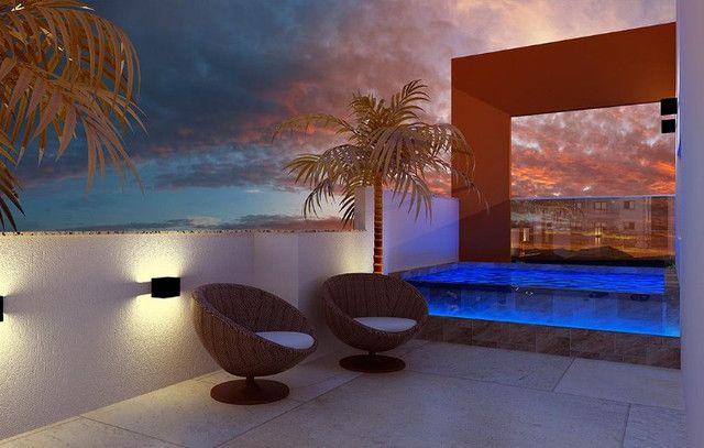 Easy Home 1 dorm varanda Gourmet -J.d Aquarius - Localização Privilegiada - Foto 3