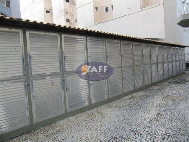 AZ-Apartamento com 3 quartos, 93 m², aluguel por R$ 2.800/mês-Centro-Cabo frio/RJ(AP0651) - Foto 18
