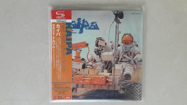 Kaipa - Inget Nytt Under Solen 02CDs