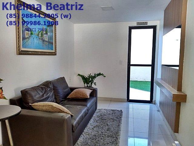 Cobertura, 105m², vista mar, Benfica - Foto 14