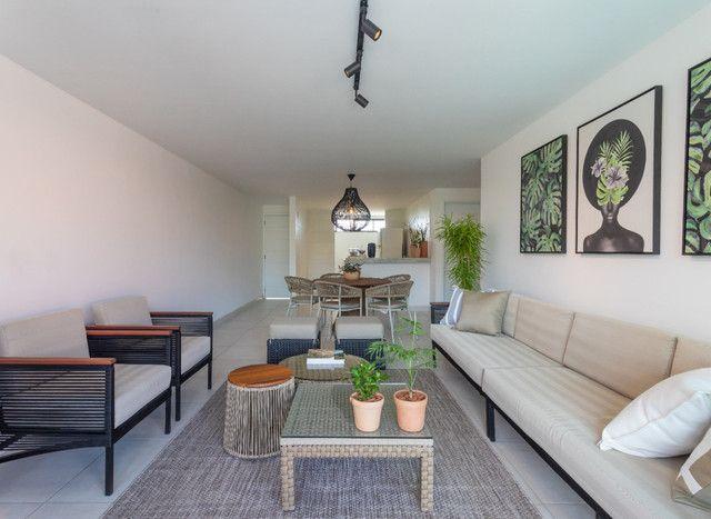 Apartamento Bangalô à venda na Praia de Camboinha - Cabedelo 131 metros quadrados - Foto 2