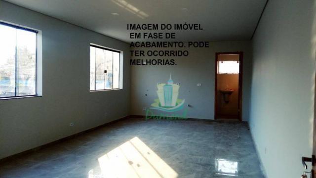 Apartamento com 1 dormitório para alugar, 34 m² por R$ 1.300/mês na Vila Portes em Foz do  - Foto 6