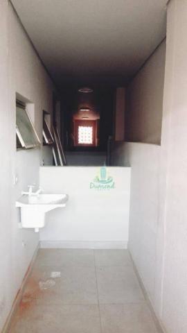 Apartamento com 1 dormitório para alugar, 34 m² por R$ 1.300/mês na Vila Portes em Foz do  - Foto 11