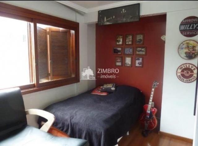 Apartamento 03 dormitorios para venda em Santa Maria, central, alto padrão, 2 vagas de gar - Foto 5