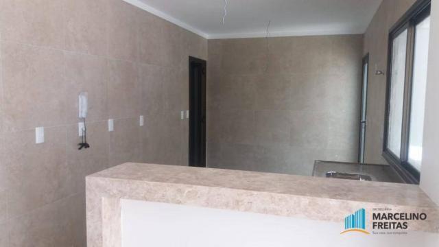 Casa com 3 dormitórios para alugar, 236 m² por R$ 3.609,00/mês - Centro - Eusébio/CE - Foto 5